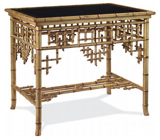 Indian Cove Lodge End Table Asian Side Tables And End Tables By Ralph Lauren Home