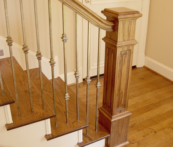 Home Stair Remodel Traditional Houston By Cheap Parts