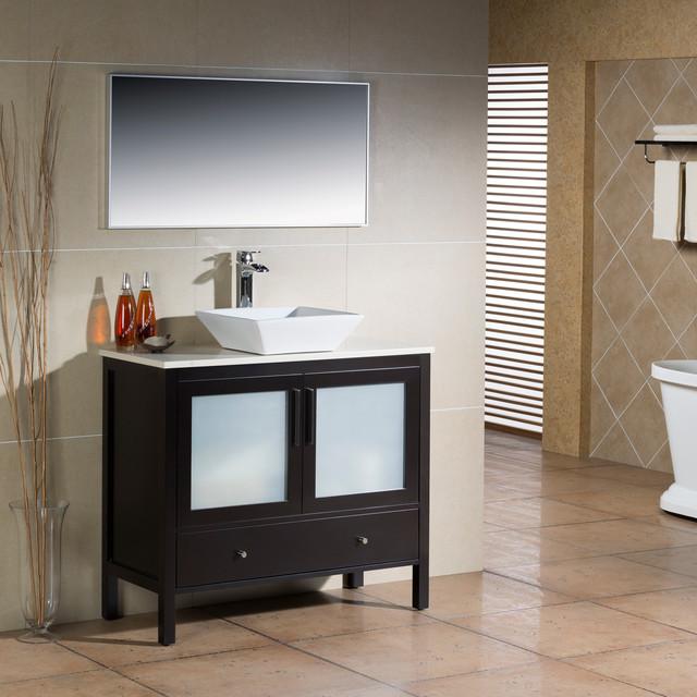 Modern bathroom vanities modern bathroom vanity units for Bathroom cabinets miami