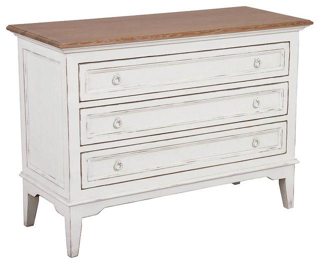 commode blanche 3 tiroirs esquisse campagne commode et chiffonnier par interior 39 s. Black Bedroom Furniture Sets. Home Design Ideas