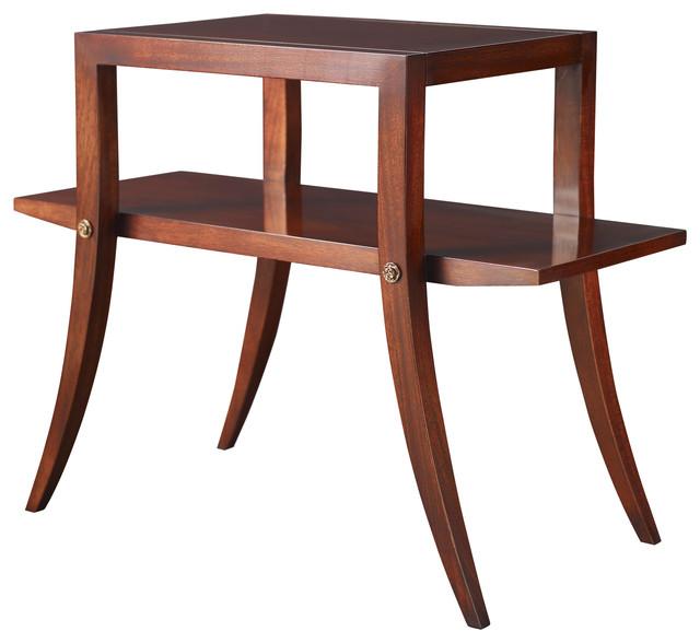 Baker Thomas Pheasant Coffee Table: Side Tables & End