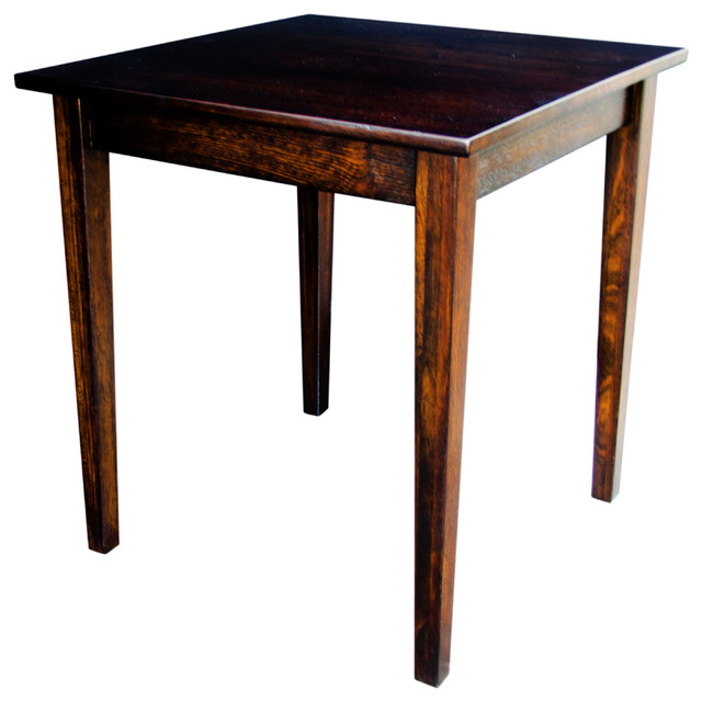 Side Table Traditional Side Tables And Accent Tables Other Metro By Eclipse Handcrafted