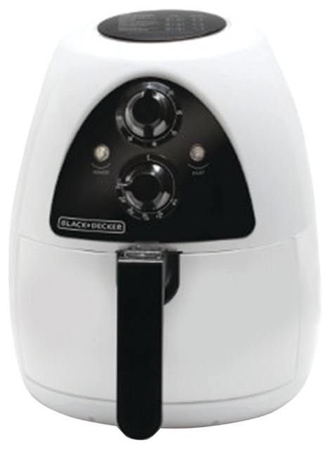 Black and decker 2 liter purifry air fryer modern Modern home air fryer
