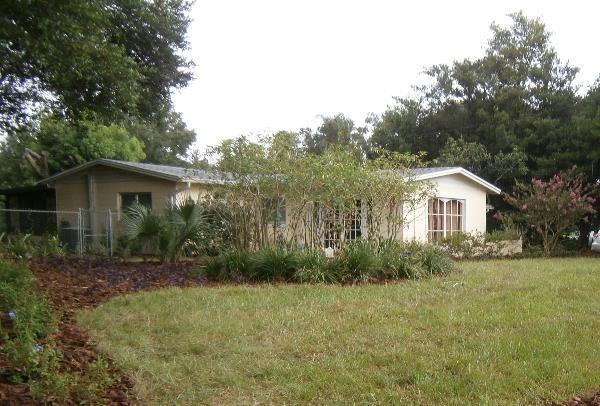 Landscape design Florida friendly native Winter Park Fl