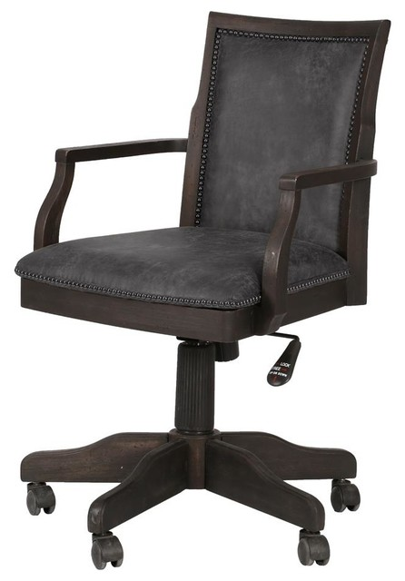 Desk Chair with Casters Contemporary fice Chairs