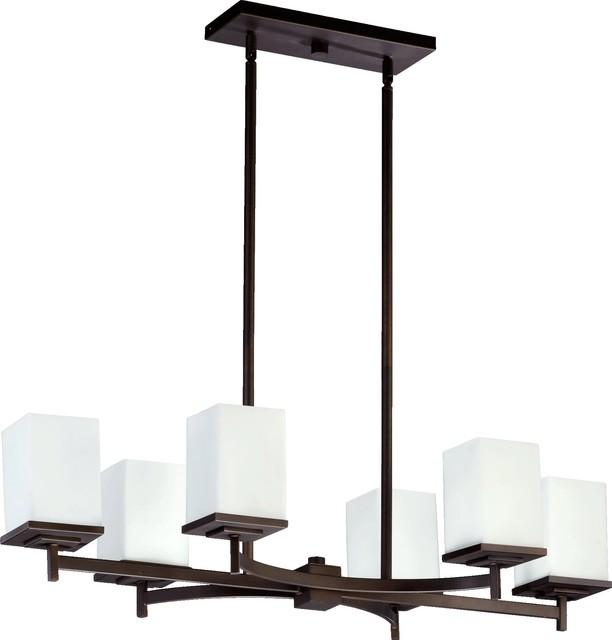 Quorum Lighting Delta Modern / Contemporary Kitchen Island