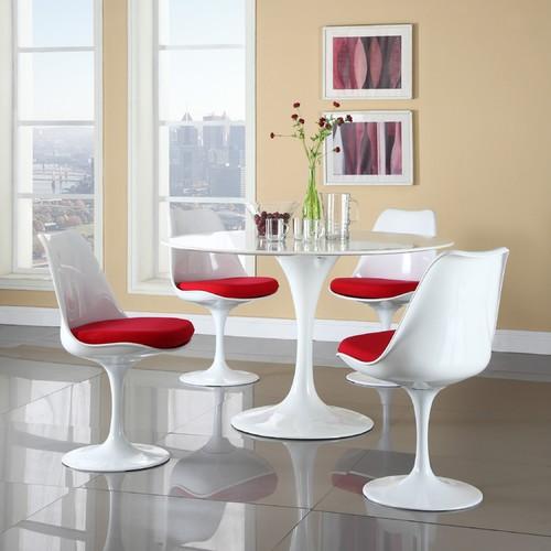 Eero Sarinen  style  Tulip Chair
