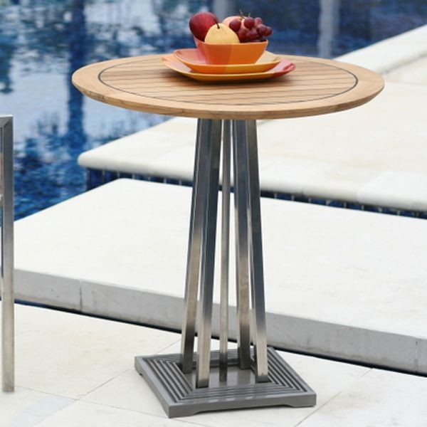 outdoor bistro table 3
