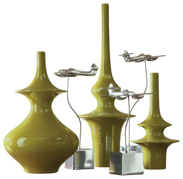 Global Views Vase: Global Views Minaret Vase