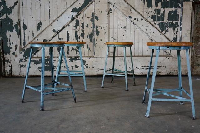 Awesome Vintage Industrial Furniture Los Angeles Retro Industrial Yellow Metal  Tanker Desk Loveseat