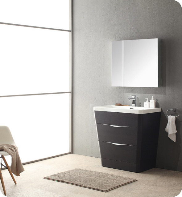 cabinet cascata chrome faucet modern bathroom vanities and sink