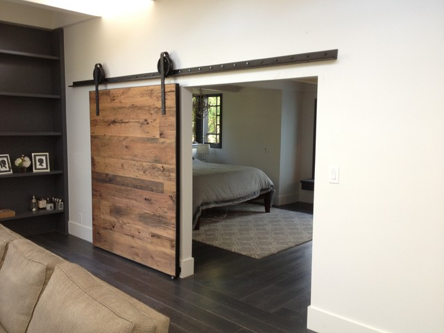 sliding barn doors interior 2