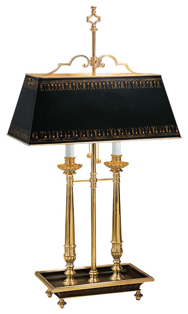 Decorative Crafts Bouillotte Table Lamp 5180  : traditional table lamps from www.houzz.com size 384 x 640 jpeg 53kB
