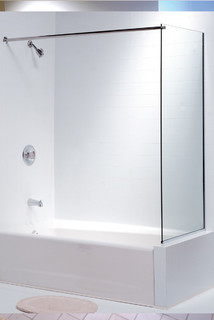 Oasis Tub Enclosure / Spray Panel - Contemporary - Shower Stalls And Kits - boston - by Oasis ...