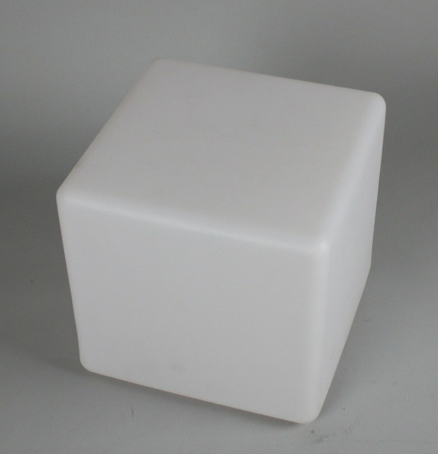 Led Color Changing Cube Stool