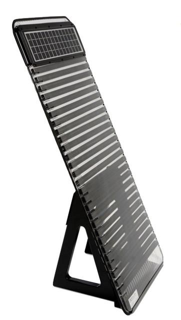 Sun God Portable Solar Air Heater Modern Space Heaters
