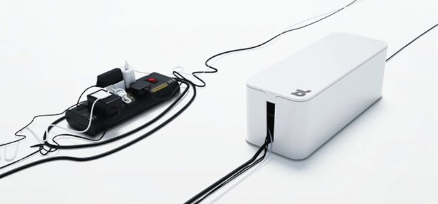 CableBox - Contemporary - Cable Management - by Bluelounge