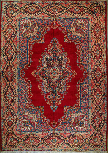 Authentic Persian Rugs Traditional