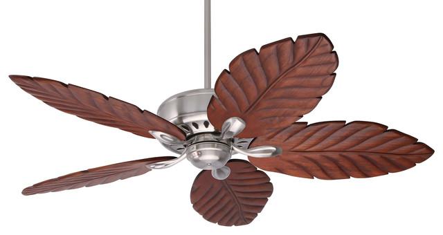 Emerson Fans Avant Eco Brushed Steel Ceiling Fan Ceiling