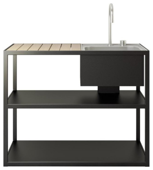Garden Kitchen Sink - Contemporary - Bar Sinks - london - by LuxDeco