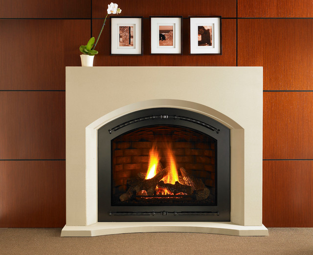 Heat & Glo  Traditional Style  Direct Vent Fireplaces  Traditional