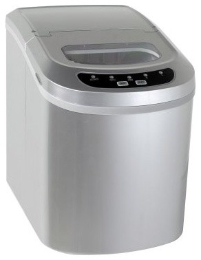 Avanti Countertop Ice Maker Wimd332pcis : Avanti IM12-IS Portable Countertop Ice Maker - Modern - Coffee And Tea ...