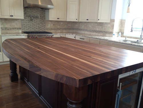 Best Finish For Butcher Block Countertop: How To Seal Butcher Block Island Top