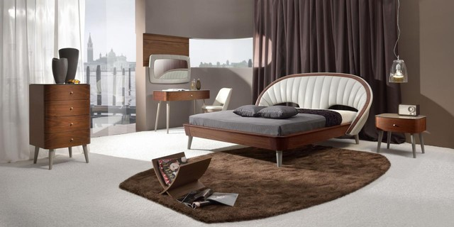 bed style matresses Eclectic Furniture other metro