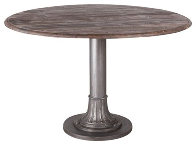 Beiur Round Pedestal Table 1516010001 Contemporary Dining Tables