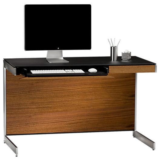 Sequel Compact Desk - Modern - Desks And Hutches