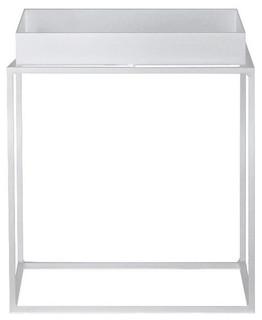 tray table beistelltisch grau medium hay design bauhaus look beistelltische von found4you. Black Bedroom Furniture Sets. Home Design Ideas