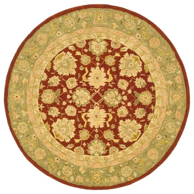 Round rug 4 39 contemporary area rugs by shopladder for Round contemporary area rugs