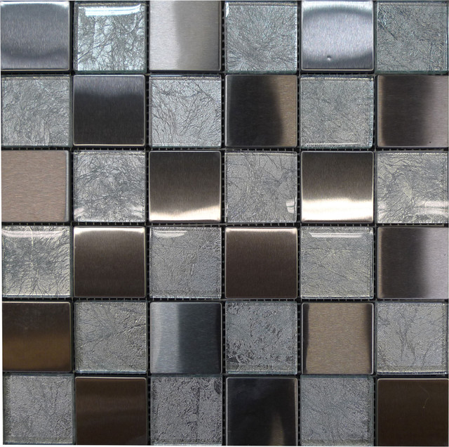 W30 mix material tiles contemporary tile los angeles by - Modern kitchen tiles hd ...