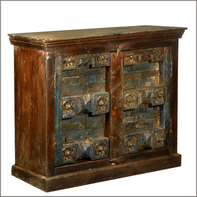 ... Buffet Accent Cabinet Sideboard rustic-accent-chests-and-cabinets