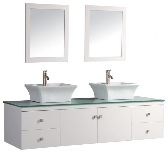 Wall Mounted Double Sink : Nepal 72