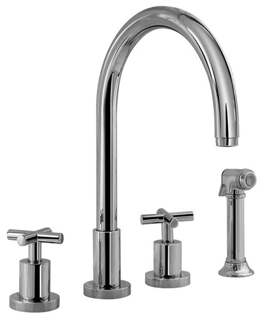 Graff Kitchen Faucets: Graff Infinity Kitchen Two Handle Faucet