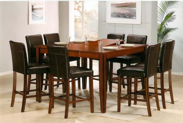 Canterbury Denton 3 Piece Counter Set Contemporary Dining Sets By Beyond Stores