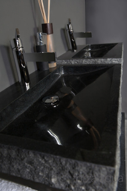 Unique Natural Stone Basin Bathroom Sinks London By