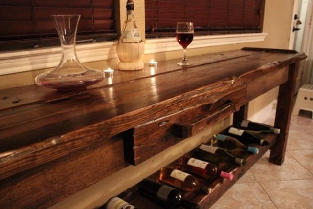 Wine racks houston