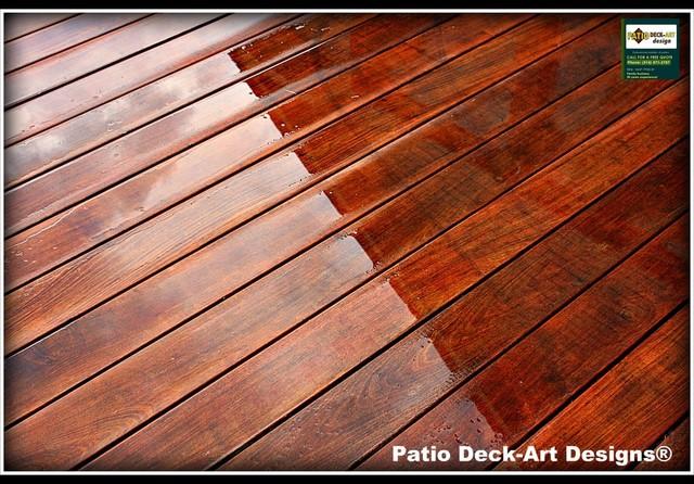 Patio Deck Art Designs Outdoor Living Montreal Di