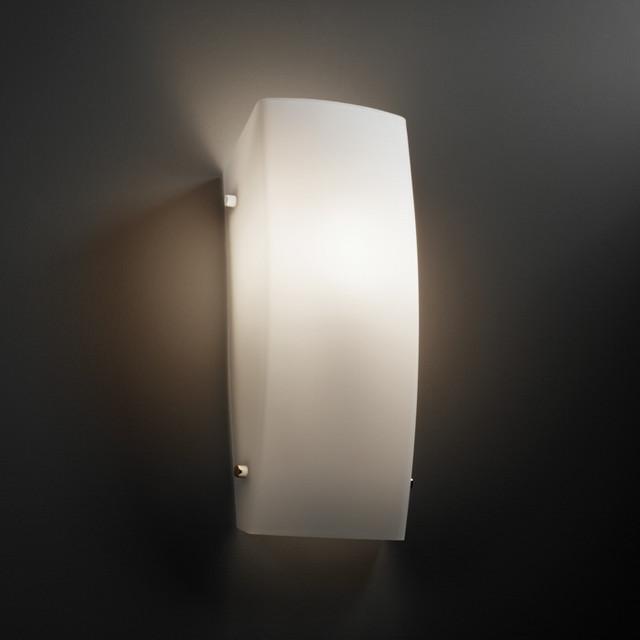 Fusion Rectangular ADA FSN Wall Sconce modern-wall-sconces