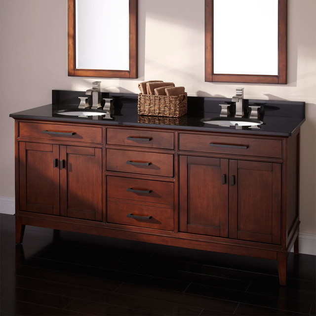 Fantastic Vanities  Barnwood Vanity Reclaimed Wood Rustic Vanities  Woodland