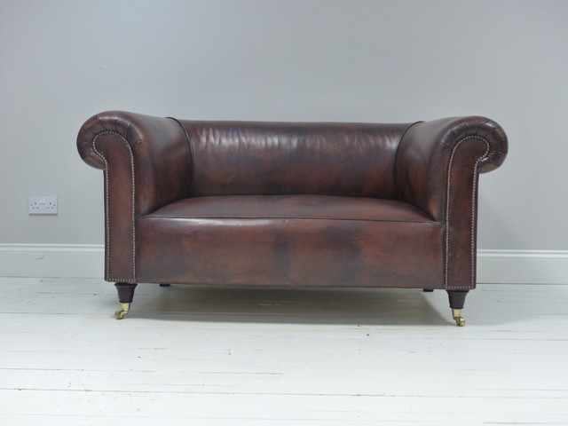 The Wilmington Chesterfield Sofa Traditional Sofas london by The Original Sofa Co