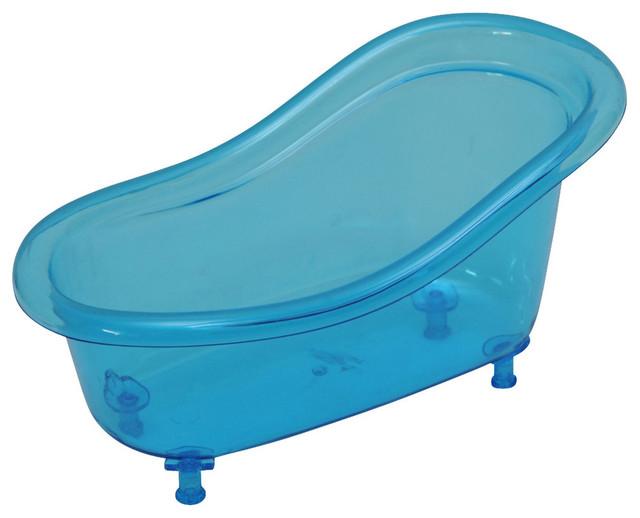 claw foot bathtub basket counter top organizer acrylic