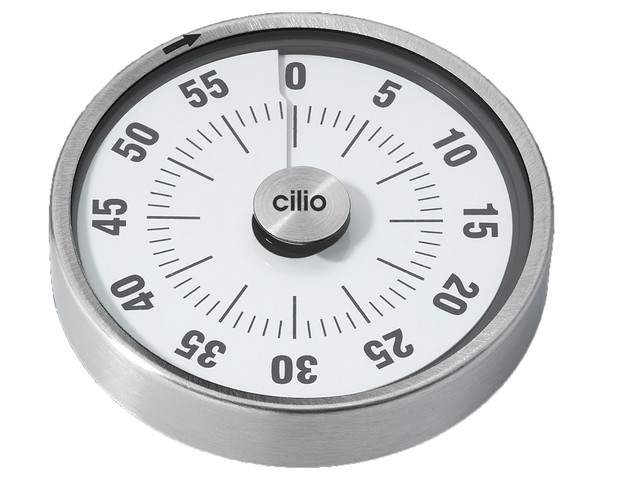 Gauge Kitchen Timer Contemporary Kitchen Timers