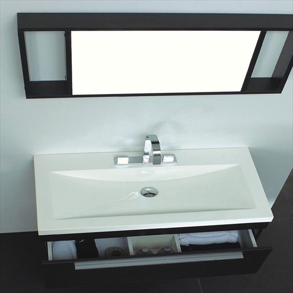 Igneous Modern Bathroom Vanities And Sink Consoles Toronto By Modern