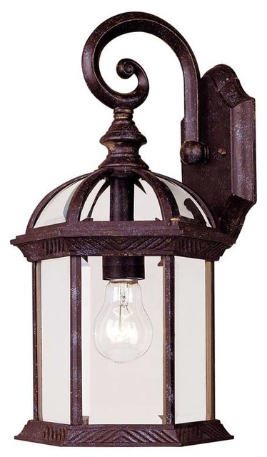 Savoy House Kensington Wall Mount Lantern - Traditional - Outdoor Wall Lights And Sconces - by ...