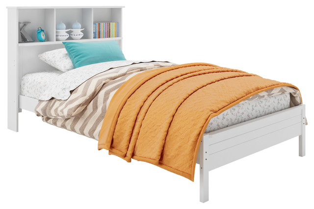 single bed headboards white 1
