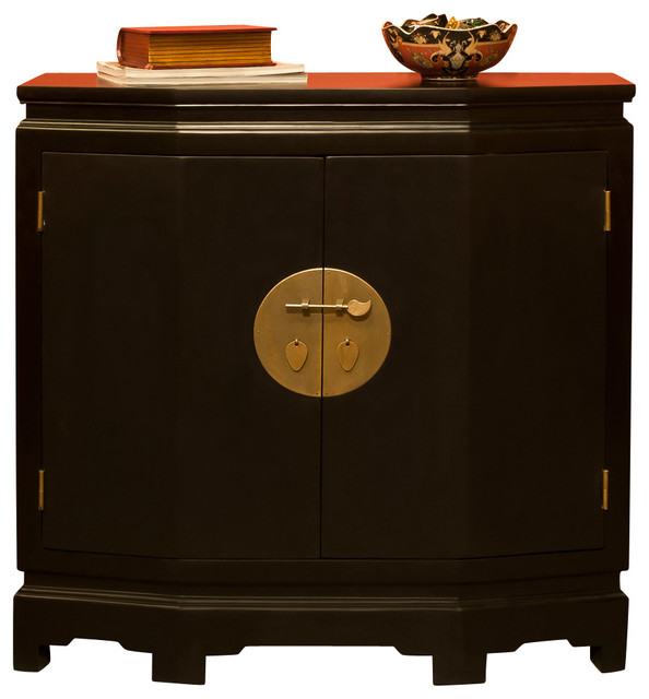 Elmwood ming style hallway chest asian furniture by for Asian furniture dc