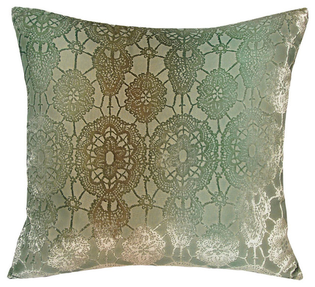 Throw Pillows With Lace : Lace Antique Pillow - 24